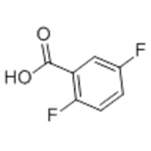 Ácido 2,5-difluorobenzóico CAS 2991-28-8