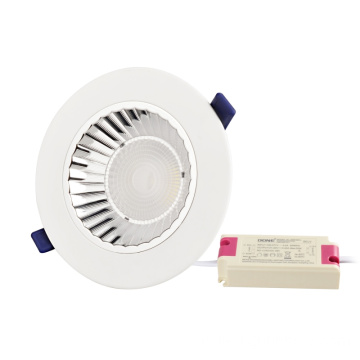 Daya Tinggi COB 20W Aluminium LED Downlight