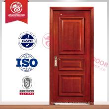 Neueste Design Holztüren machen in China