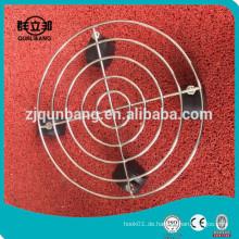 Metall-Chrom 30cm Gas-Glas-Halter / Zylinder-Rack