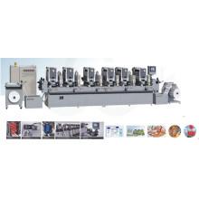 Impresora de impresión de etiquetas de alta velocidad intermitente totalmente automática (SUPER-320)
