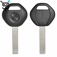High quality OEM 0button car key cover for BMW car key shell smart blank car key blade