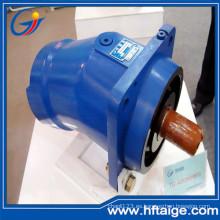 Motor de pistón hidráulico de desplazamiento fijo de alta presión
