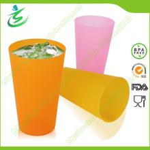 450ml FDA / SGS / LFGB taza de plástico estándar para la promoción
