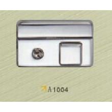 Cerradura de metal para la cerradura de la caja del cuaderno para la cerradura de la cartera para el caso del negocio