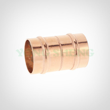 Red Copper Fitting Coupling