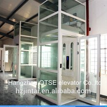 CE approved safety home elevator villa elevator