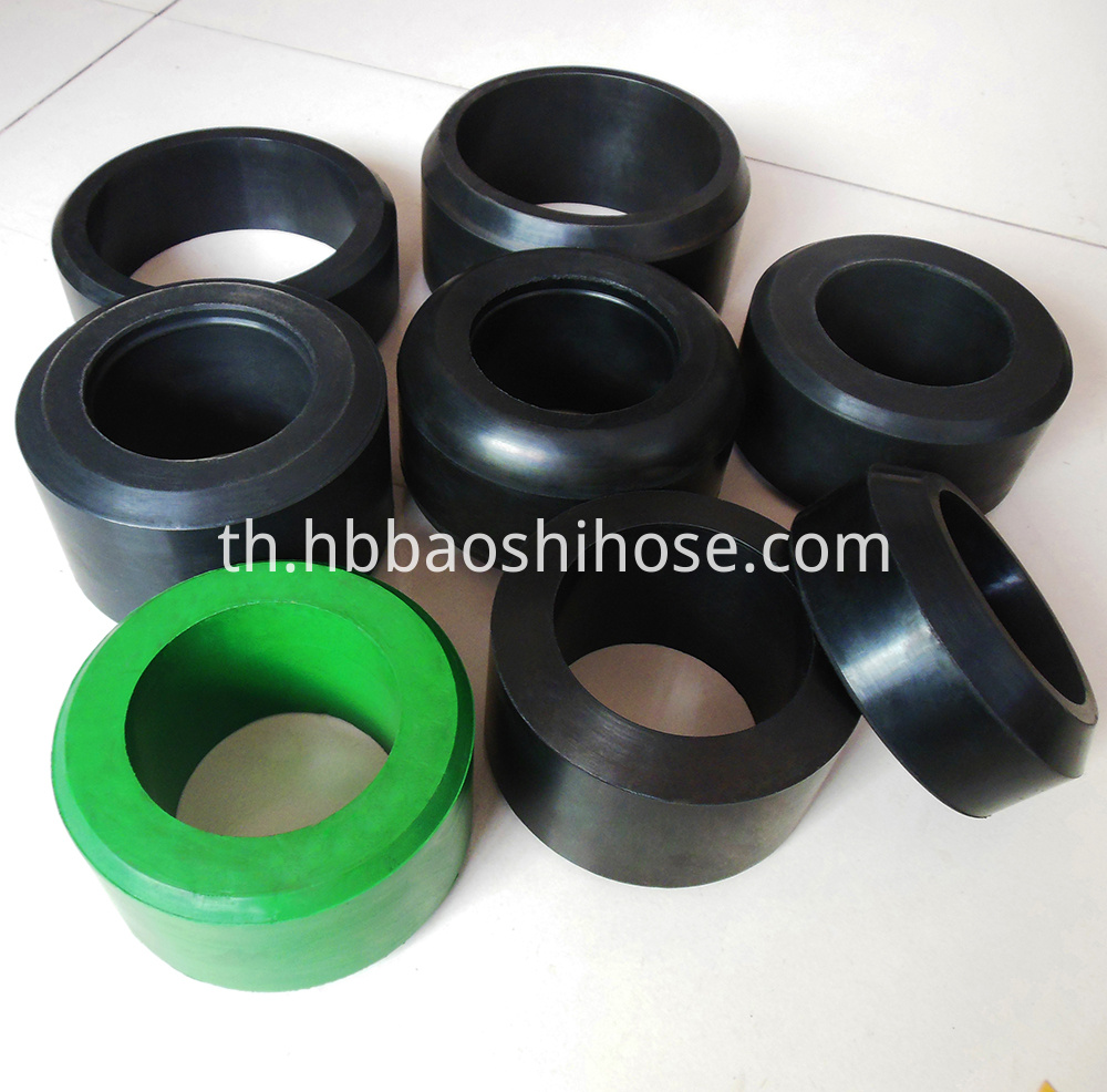Oil Well Rubber Packer Barrel