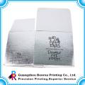 декоративная складная бумажная коробка OEM напечатанная таможней косметическая коробка упаковки