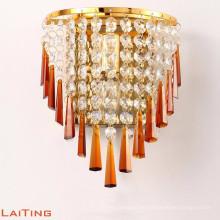 Lámparas de pared de cristal estilo europeo para la lámpara del hogar 32401