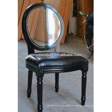 Negro louis sillas de la boda venta XY0101