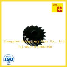 OEM ANSI Standard Chemical Schwarz Finish Spiral Helical Gear