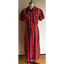 Robe décontractée à la mode pour femmes