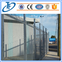 Eco-friendly Hot dipped galvanized 358 High Security Fence