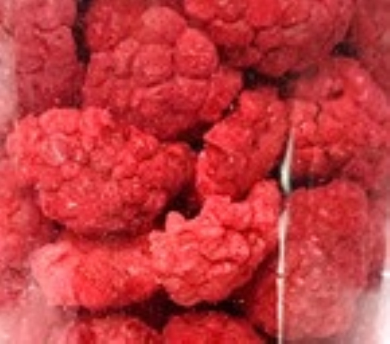 Borong Superfoods Freeze Dry Raspberry