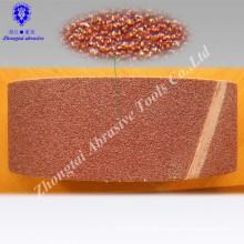 Wholesale aluminum oxide abrasive gxk51 Abrasive Cloth Roll sand belt