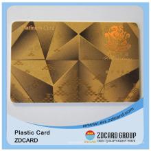 Carte VIP VIP / carte d'identité à barcode