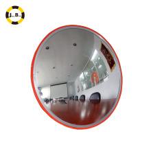 PC/PMMA indoor safety round traffic convex mirror