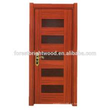 Puerta de madera estilo melamina popular