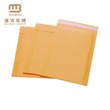 custom color kraft paper bubble mailing bags