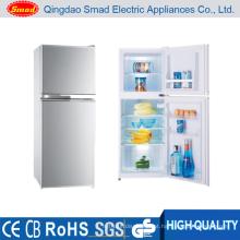 KD-108F Manual de descongelação mini porta dupla geladeira freezer