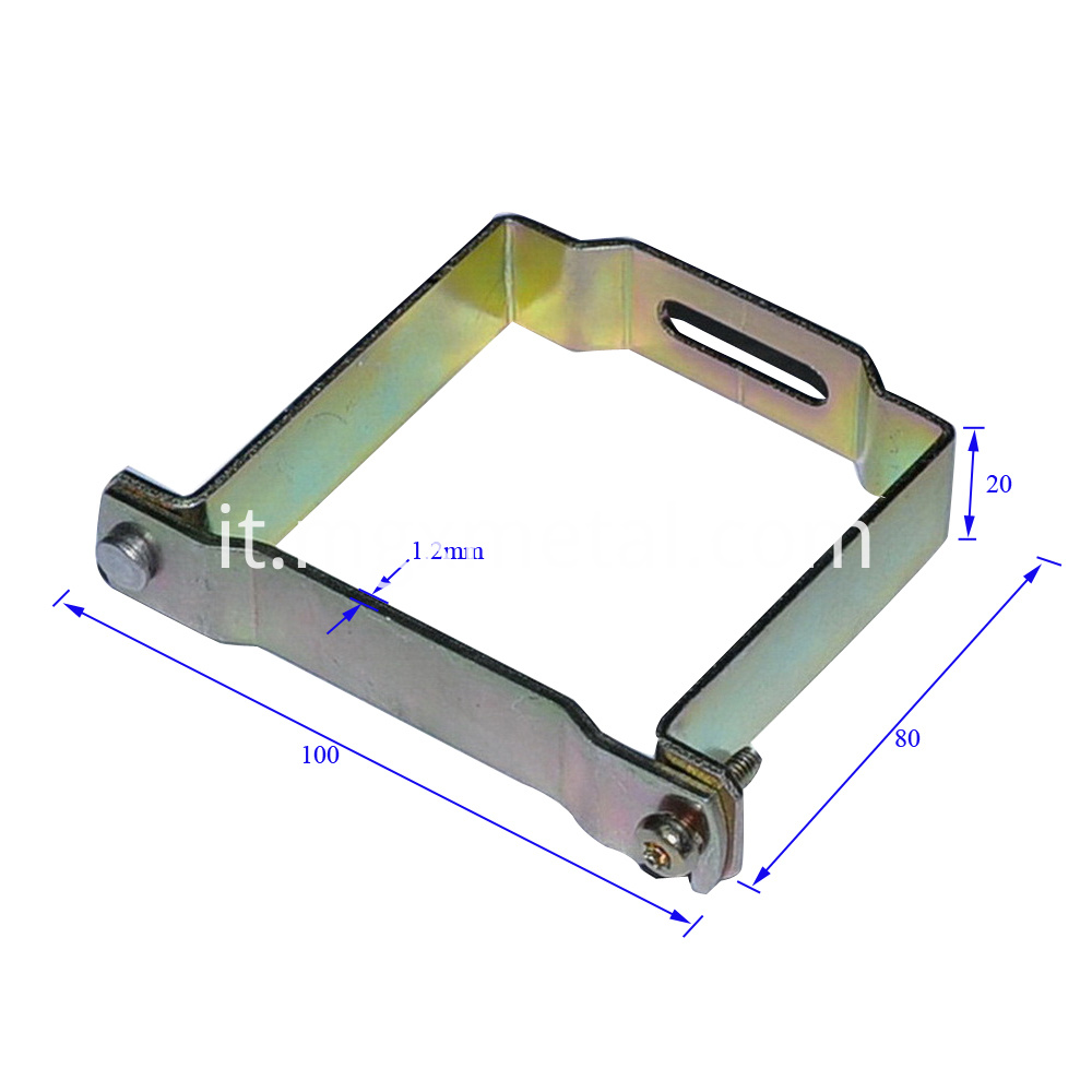Scd0004 Hanging Bracket For Ceiling U Channel Size