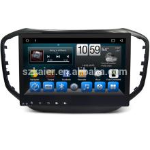 Comercio al por mayor OEM Android Car DVD Video Player pantalla Radio estéreo para Chery Tiggo 5 navegación GPS con TV Smartlink IPod Camera 3G