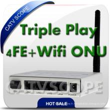 Hfc Network Gepon Olt Ont