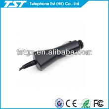 Solo cargador de coche USB con cable para iphone4