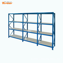 estante del almacén de alta calidad estante industrial sin tornillos