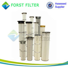Industrial Air Pleated Tube Filter