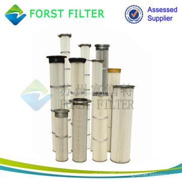 FORST Industrial Dust Collector gefaltete Filtertasche für Staubfilter