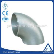 DIN стандарт нержавеющая сталь 304 колено 90