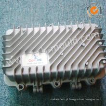 Ventilador de radiador de fundição de liga de alumínio