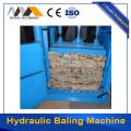 Máquina de prensado de algodón hidráulico para ropa usada