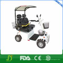 Heavy Duty Doppel-Sitze Elektromobilität Roller