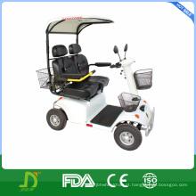 Scooter de mobilidade elétrica de assentos duplos pesados