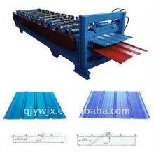 QJ 840-900 máquina de techado automática de doble capa
