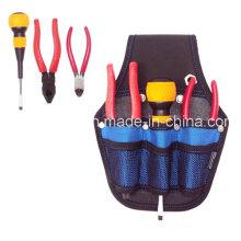 Herramienta Mini Cintura Taladro Electricista Herramientas Embalaje Bolsa de Jobsite