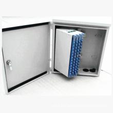 FTTH Fiber Optic Outdoor Waterproof ODF Optical Distribution Box