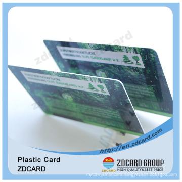 Plastic PVC RFID Smart ID Card Access Control