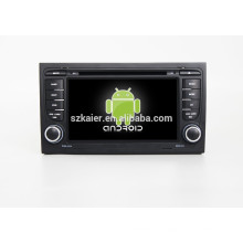 HOT! Auto dvd mit spiegel link / DVR / TPMS / OBD2 für 7 zoll voller touchscreen 4,4 Android system A4