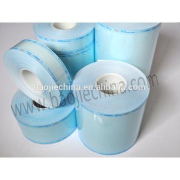 Carrete de esterilización plana con sellado térmico / Estuche / Embalaje