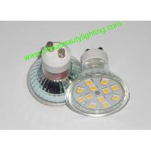 Lampe LED LED GU10 3W SMD LED Ampoule