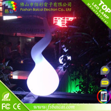 Luz de jardim LED com mudança de cor 16