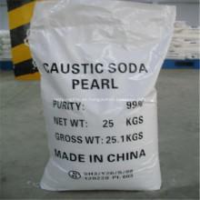 Escamas y perlas de soda cáustica 99%