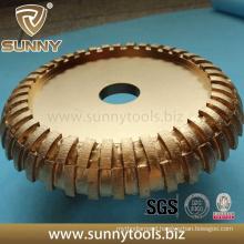 Premium Quality Diamond Profile Wheel for Granite Marble Polishing