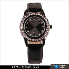 western watch PU leather band watch ladies watch