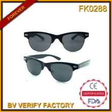 Fk0288 новый модный! PC & металла смешанные солнцезащитные очки для малыша