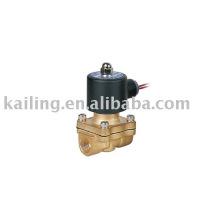 1inch brass water high temperature pressure solenoid valve